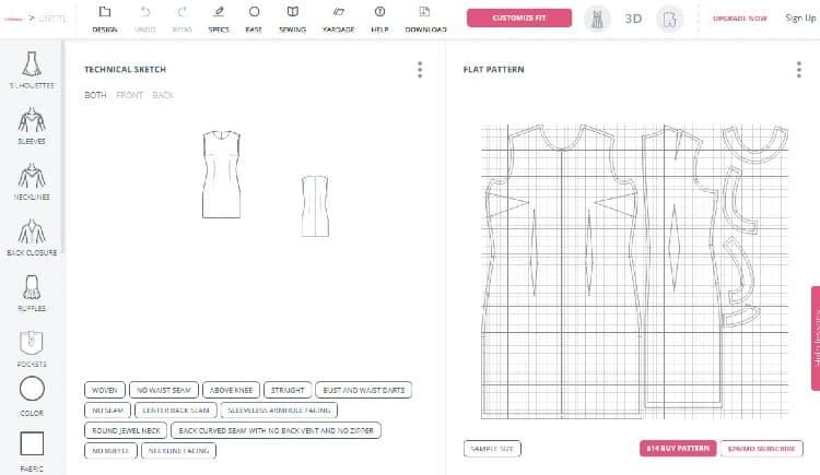 3d clothing design software