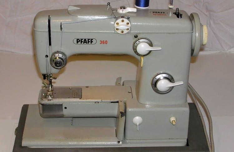 Antique Pfaff Sewing Machine Models