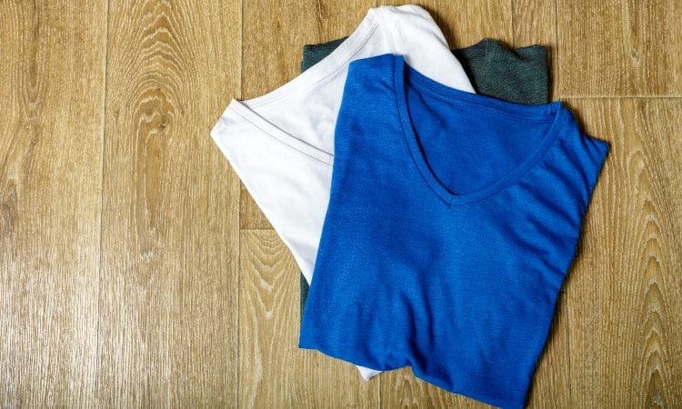 Average t shirt weight