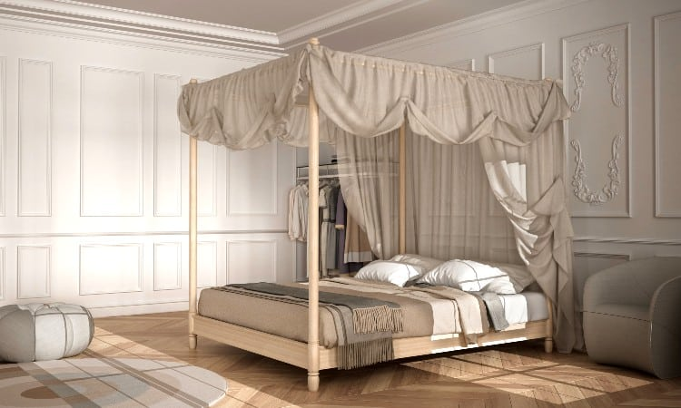 Best Fabric for Canopy Beds