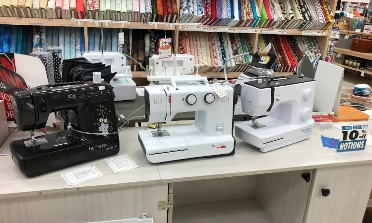 Best Time to Buy a Sewing Machine