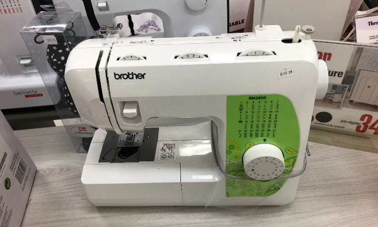 Brothers sewing machines for sale
