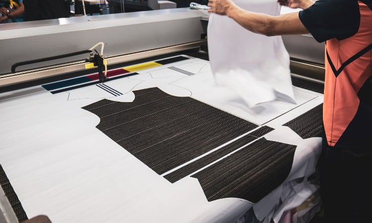 Cutting Fabric With Laser