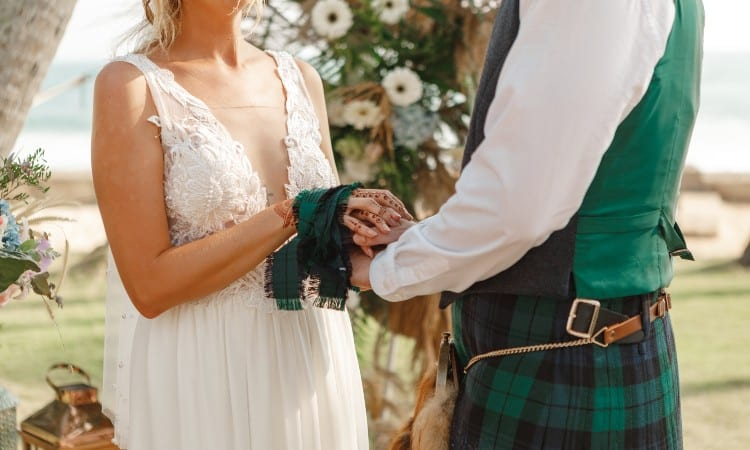 Difference between tartan and plaid