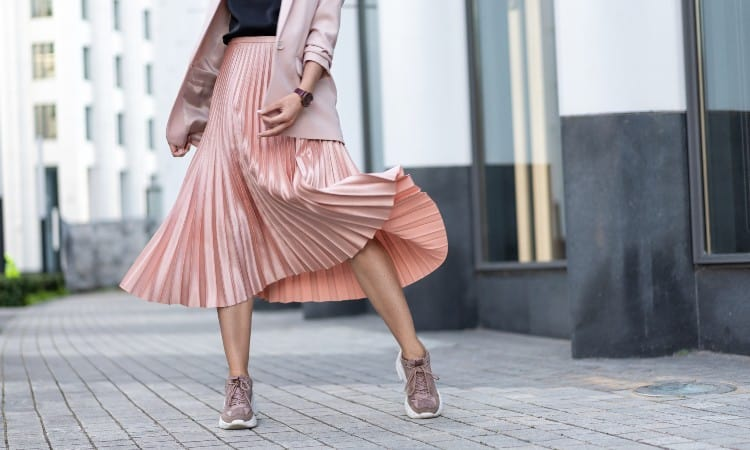 Different Types of Pleats