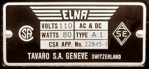 Elna sewing machine price