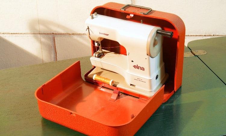 Elna vintage sewing machines