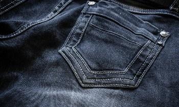 Dye Jeans Black