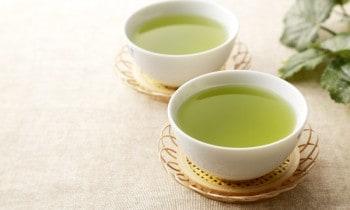 Green Tea Stain