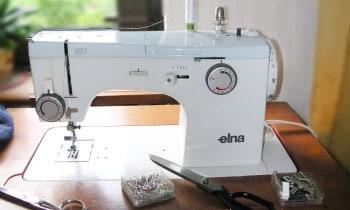 Old Elna Machine