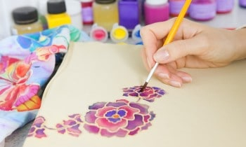 Painting on Fabric Permanently