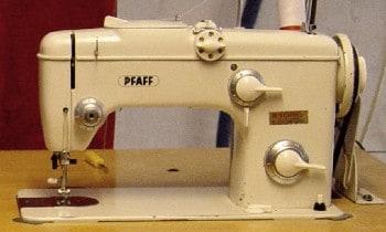 Pfaff Machine