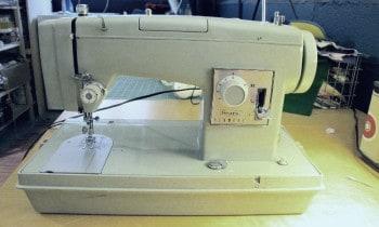 Sears kenmore 5186