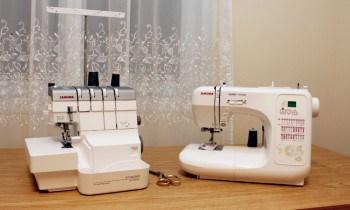 Serger versus sewing machine