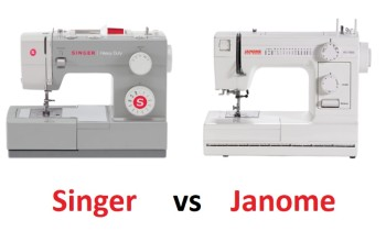 Singer or Janome
