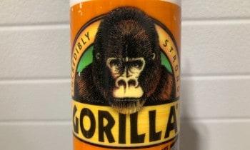 Use Gorilla Glue on Fabric