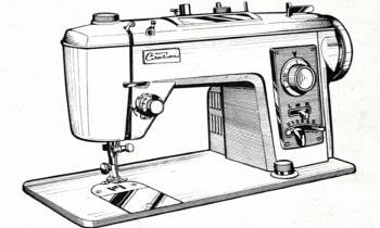 Wizard Sewing Machine