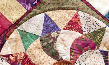 Quilting design software