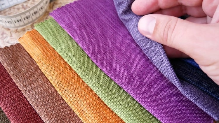 Fabric for upholstery