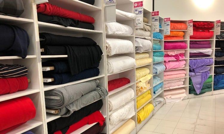 Fabric price per yard