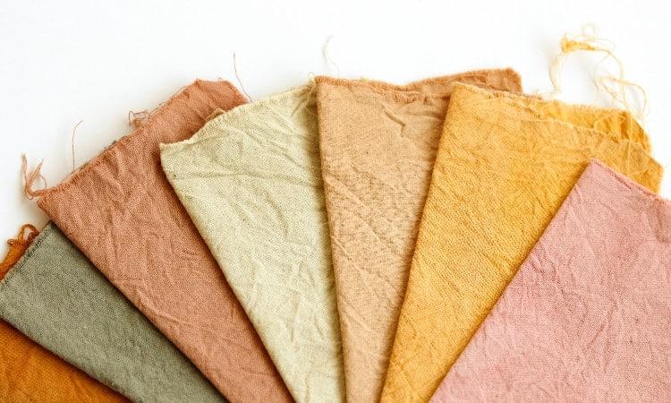 How Do You Dye Silk Naturally