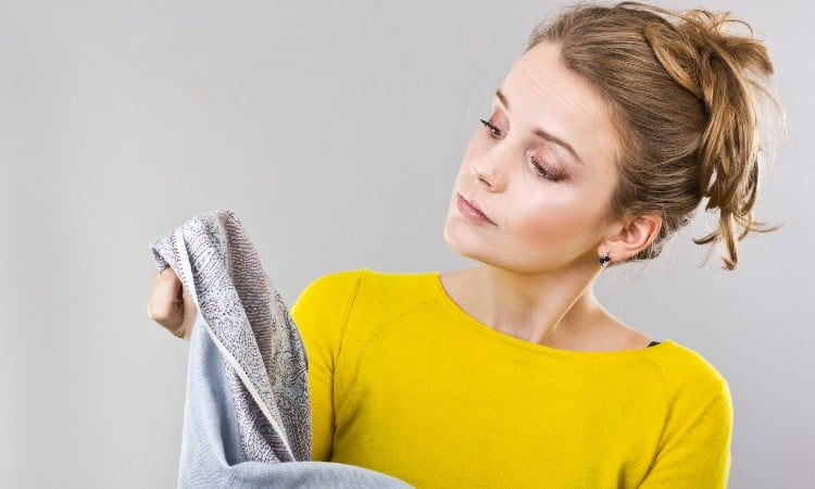 How To Get Coconut Oil Out Of Fabric