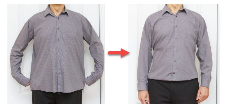 How To Make A Shirt Smaller
