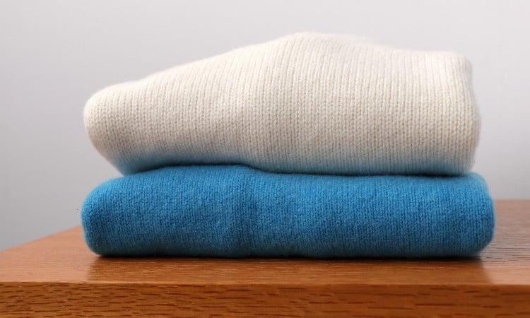 How to Dye Merino Wool Sweater