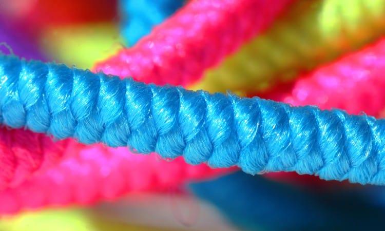 How to Dye Nylon Rope