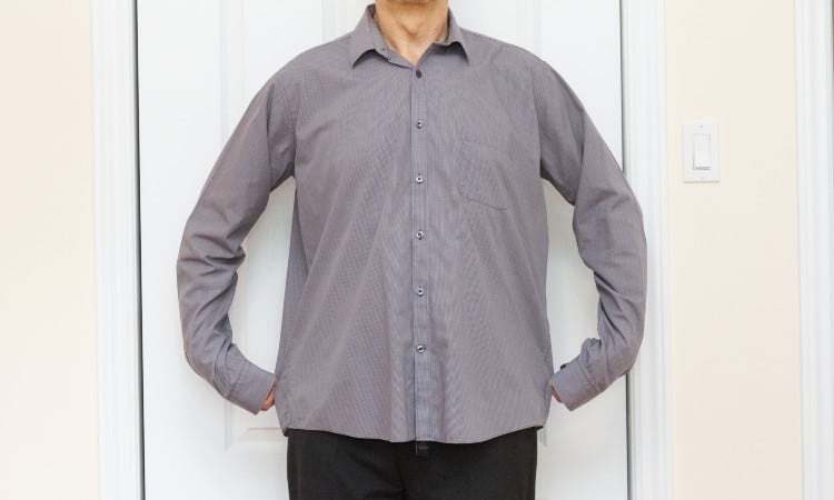 How to alter a shirt to make it smaller