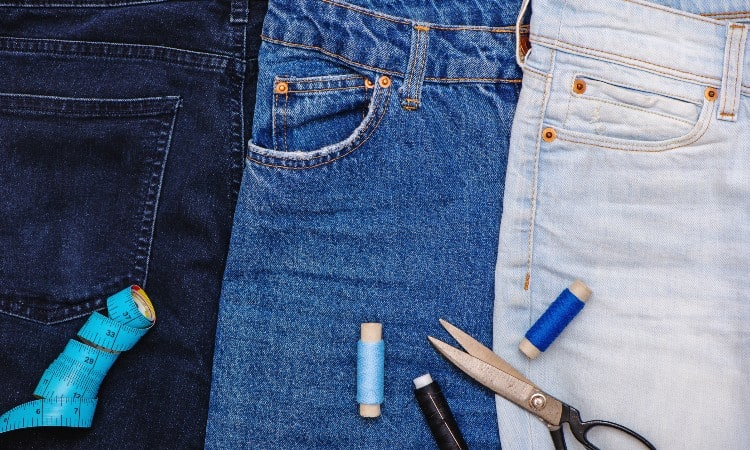 How to loosen jeans