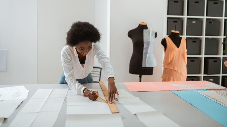 How to make clothing pattern