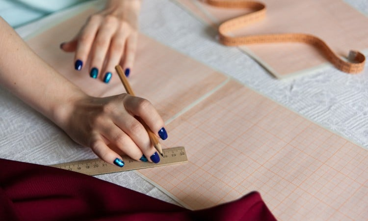 How to make clothing patterns