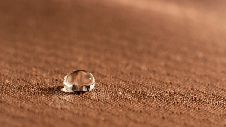 Is Spun Polyester Waterproof