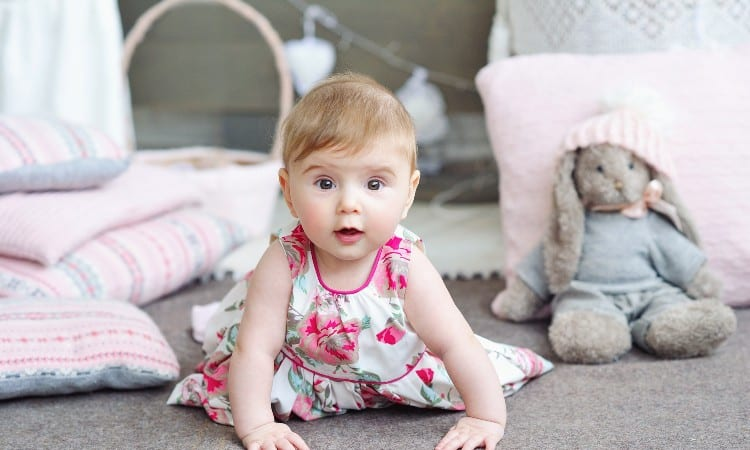 Is polyester bad for babies