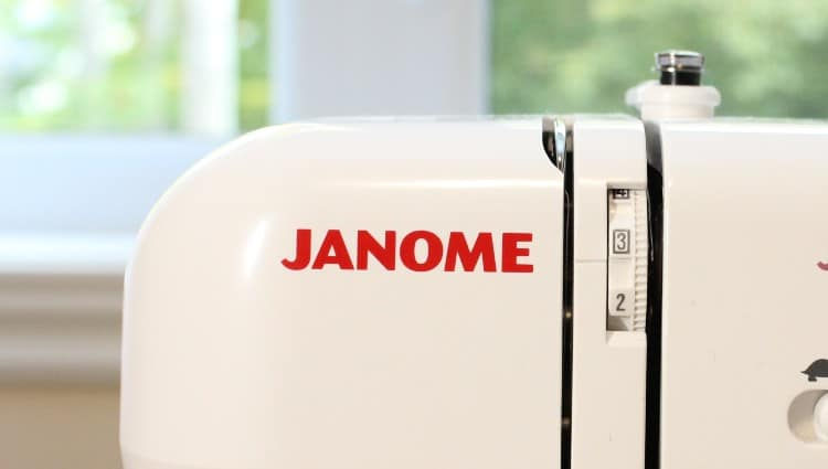 Janome tension problems