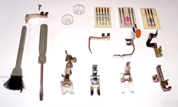 Necchi Sewing Machine Parts