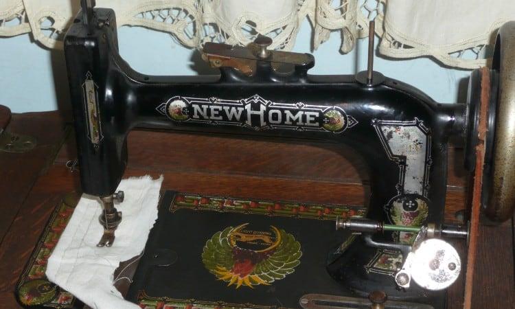 New Home Sewing Machine Models