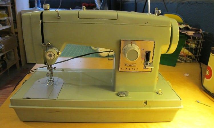 Old Sears machine
