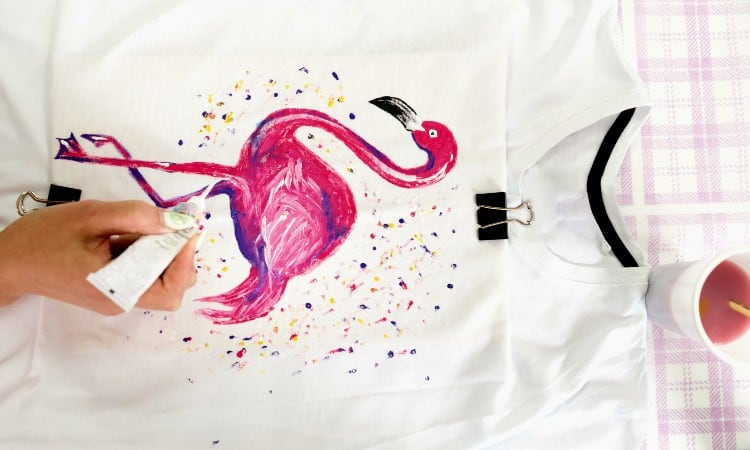 Polyester Painting