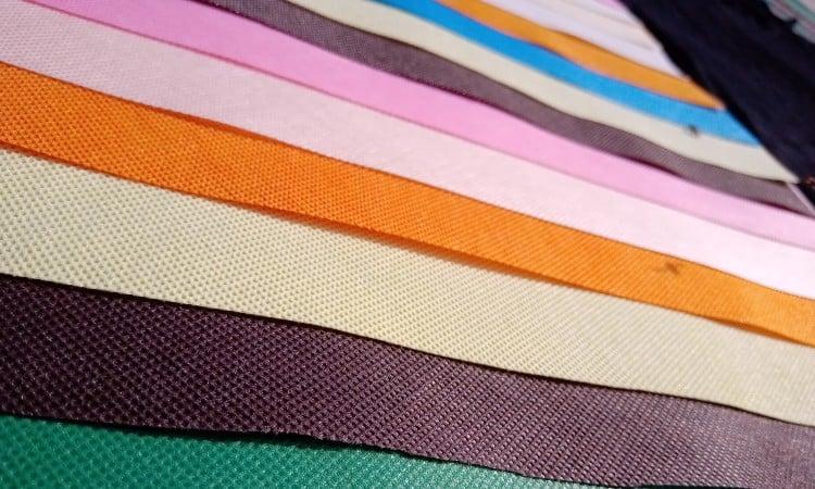 Polyester versus polypropylene