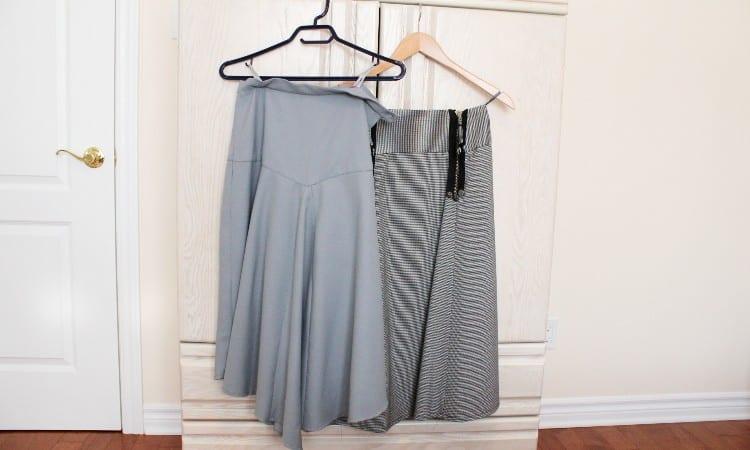 Skirts fabric