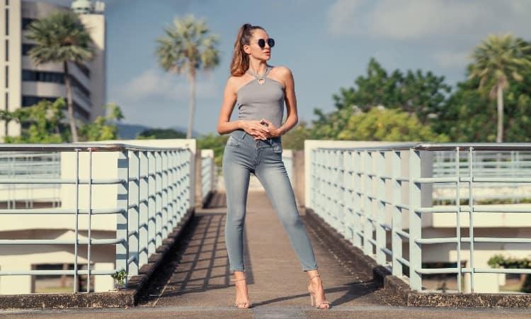 Slim vs skinny jeans