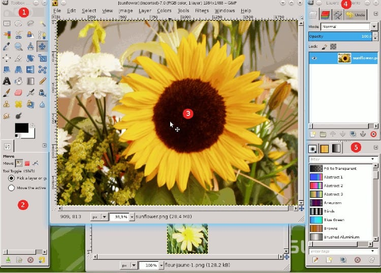 Software for screen printing