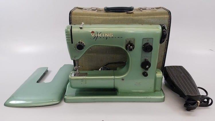 Viking husquvarna sewing machine