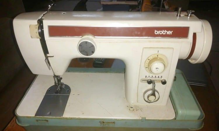 Vintage Brother Sewing Machine Models