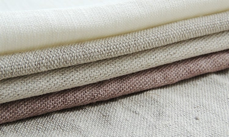 What Is the Color of Unbleached Linen