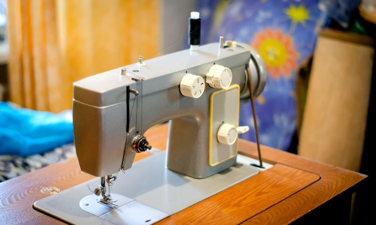 What To Do With Old Sewing Machine