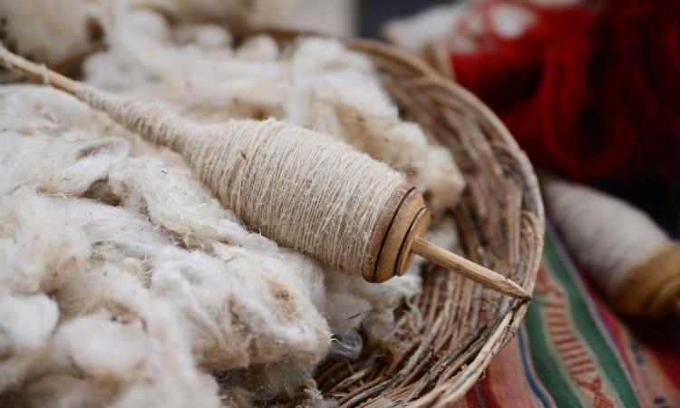 What is alpaca wool