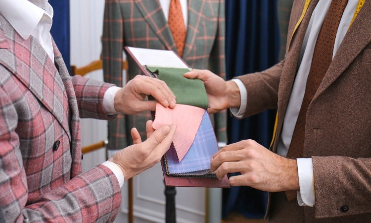 What makes a good suit